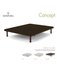 Concept SONPURA Upholstered base